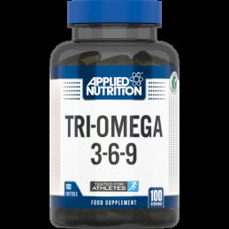 Tri- Omega 3-6-9