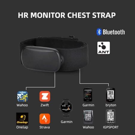 ThinkRider Heart rate monitor BT