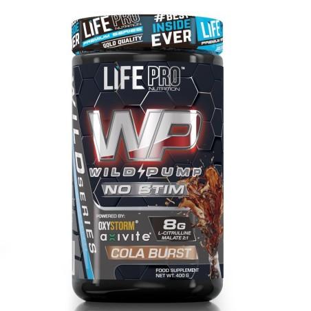 LifePro Wild Pump koffeinfrei 400gr